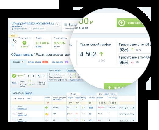 Автоматическое продвижение сайта в поисковиках раскрутка сайта в Сергиев Посад
